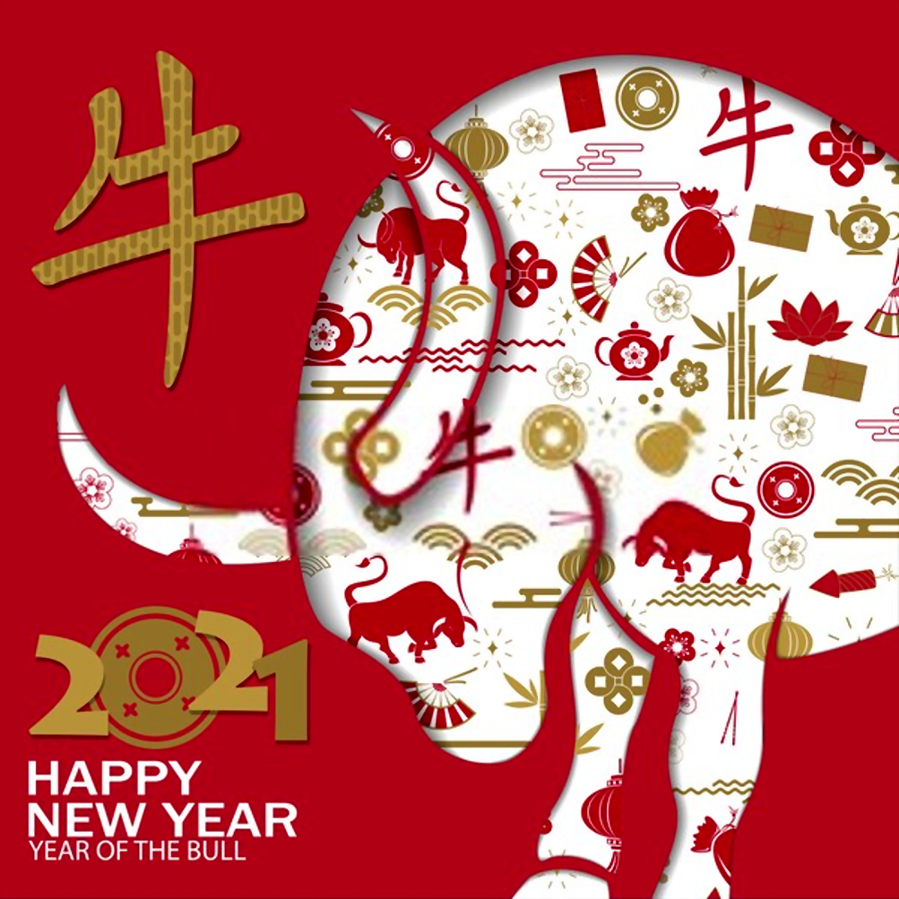 Chinese New Year 2021 Images And Wallpaper In 2020 Happy Chinese New Year Newyear Chinese New Year Wallpaper