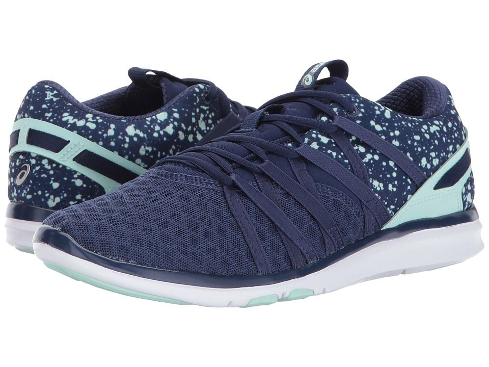 ASICS GelFit YUI Women's Cross Training Shoes Indigo Blue