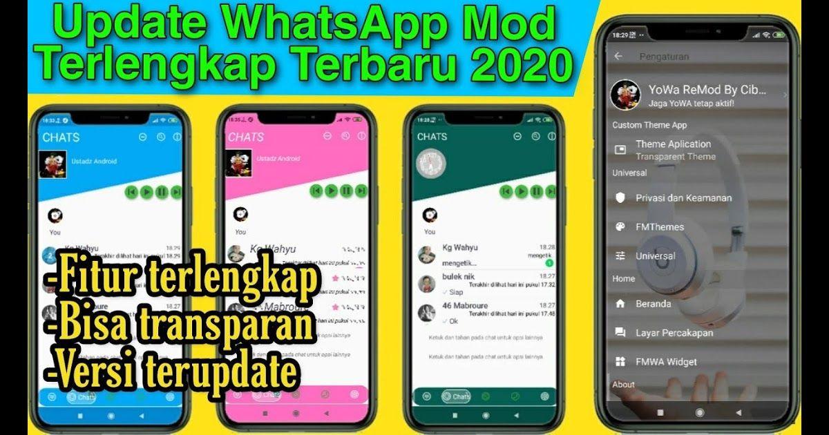 Update Whatsapp Terbaru Terlengkap 2020 Youtube Download Coocoo Whatsapp Mod Apk Terbaru 2020 Anti Banned Dow Update Whatsapp Samsung Galaxy Phone My Saves