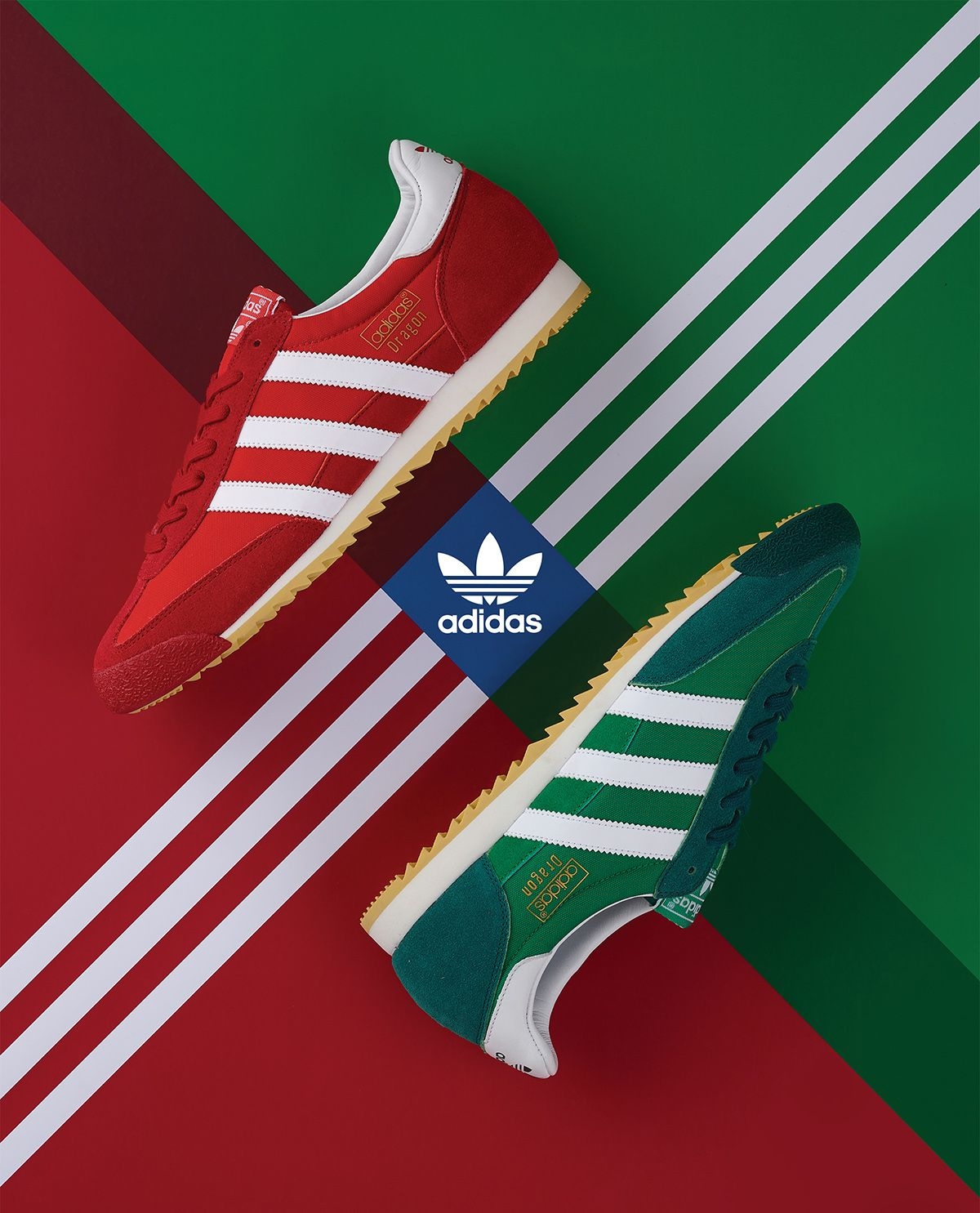 Size? to Drop Exclusive Editions of the adidas Dragon EU