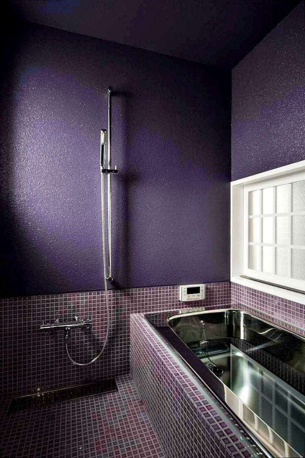 Purple Bathroom Decorating Ideas Purple Bathrooms Purple Bathroom Decor Bathroom Design