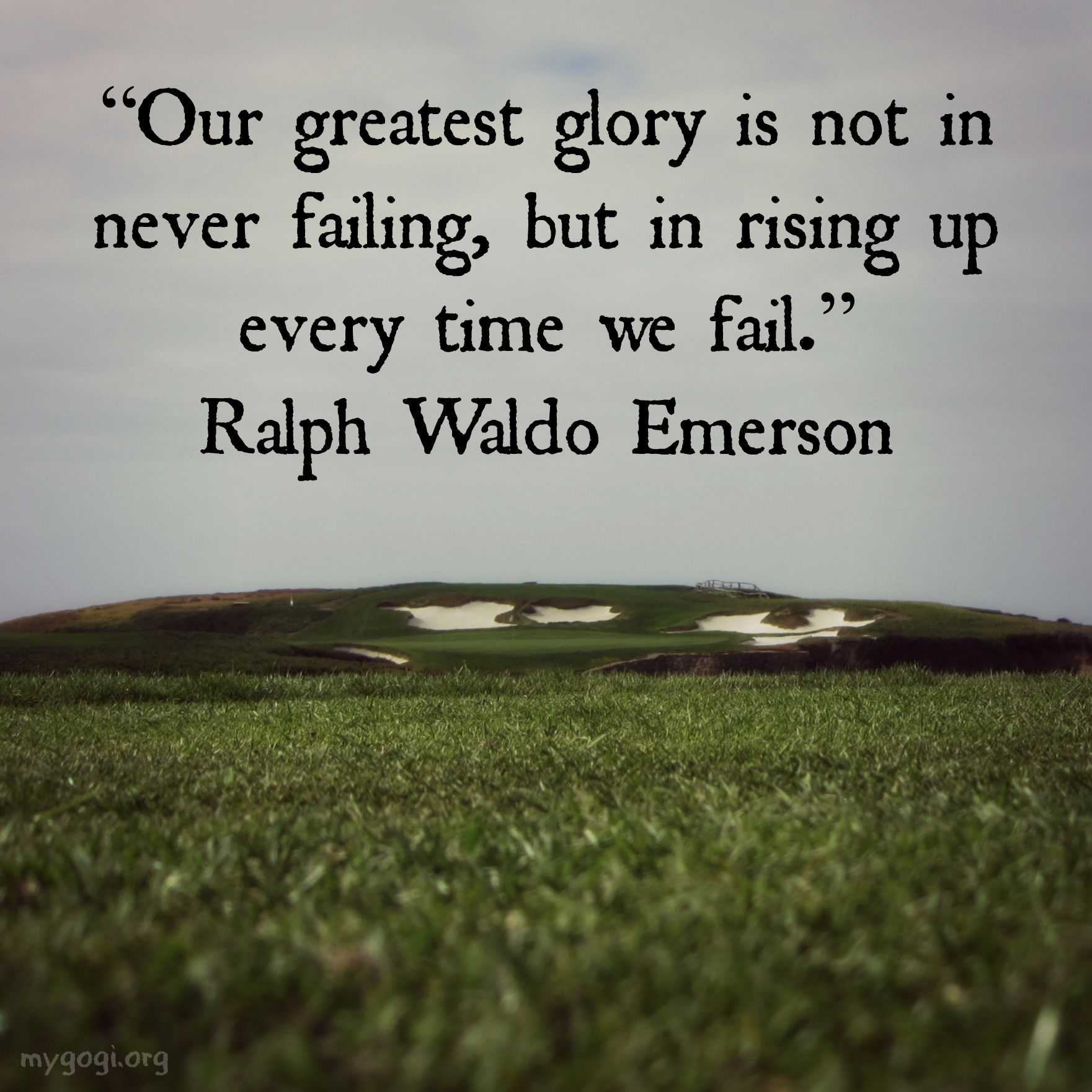 Golf Quotes About Life Rising Up  Truth  Pinterest  Quotes Motivation Golf Quotes And