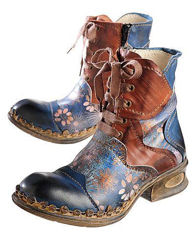 Rovers Stiefel Lola, braun | Stiefel, Schuhe und Flippige schuhe