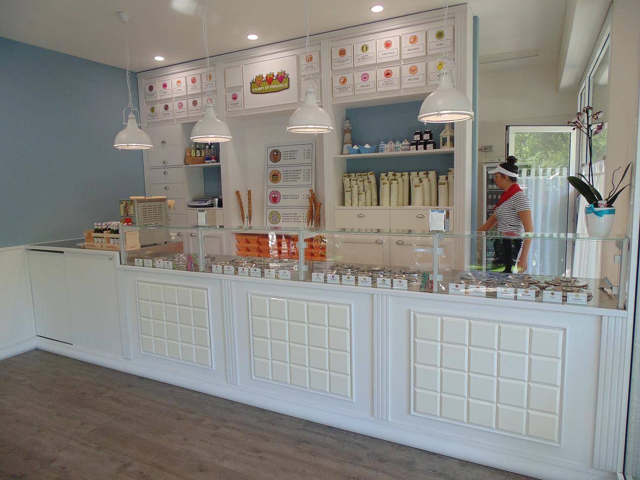 Equipamiento comercial para helader as equipamiento - Estanterias metalicas modulares ...