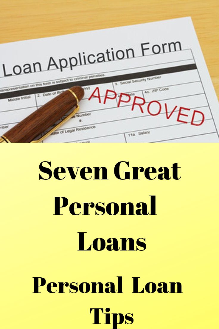 Tips For Seven Best Companies For Personal Loans With Images Personal Loans Personal Loans Debt Payoff Loans For Bad Credit