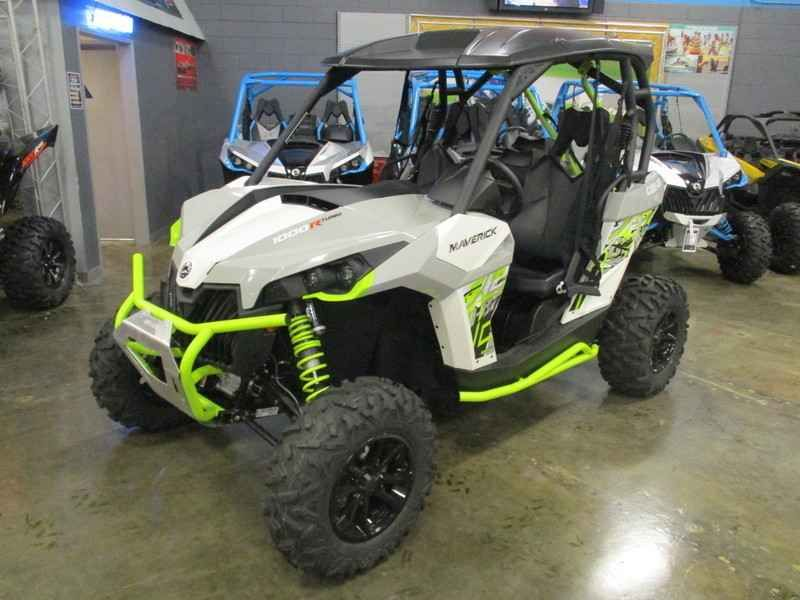 New 2016 CanAm Maverick TURBO 1000R ATVs For Sale in