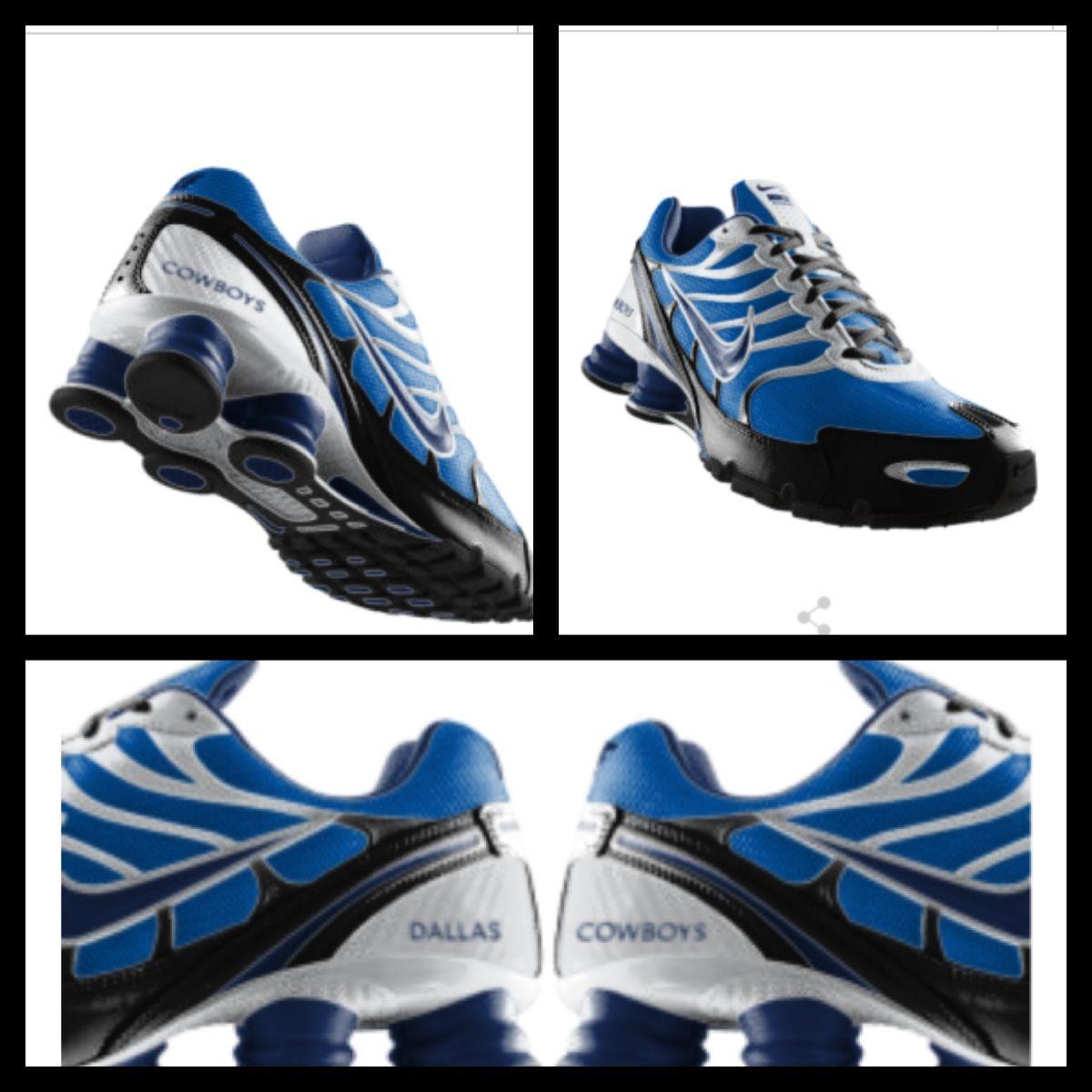74ab048f2a3c16 Dallas Cowboy Nike Shox