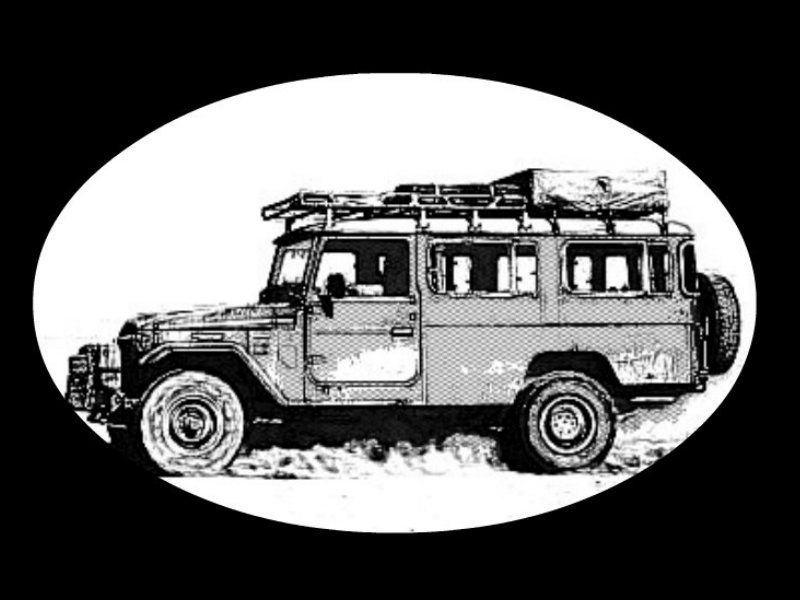 Toyota landcrouser