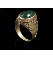 antik grün turmalin Nr:65