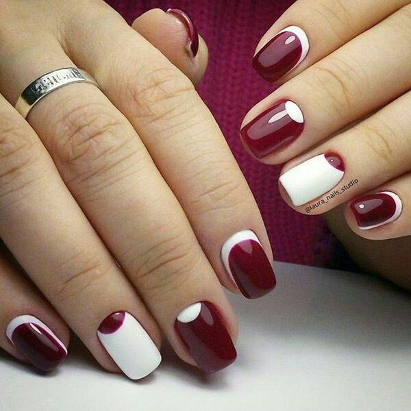 Pin by Ирина Кузьменкова on red nails | Pinterest | Red nails