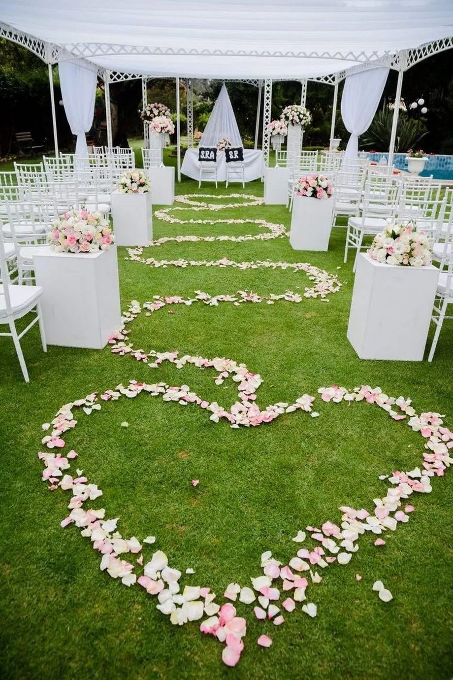 42 Fantastic Outdoor Wedding Decoration Ideas For 2019 38