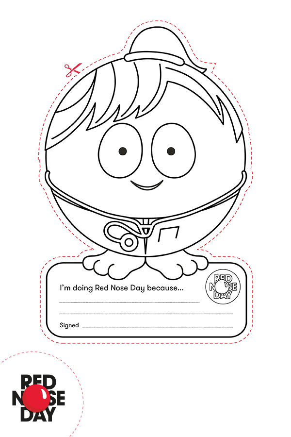 Looking for nursery activities for Red Nose Day? We have