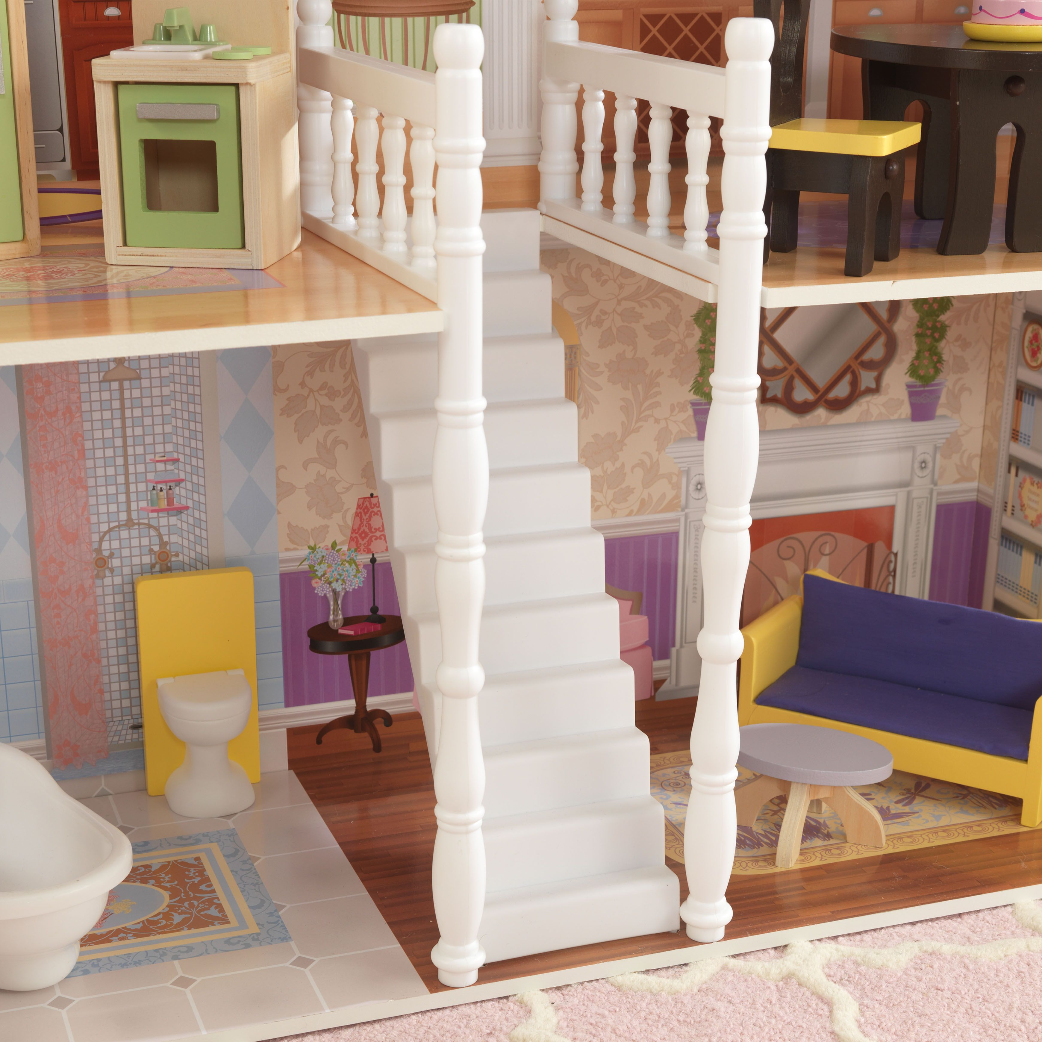 KidKraft Savannah Dollhouse with 13 accessories included