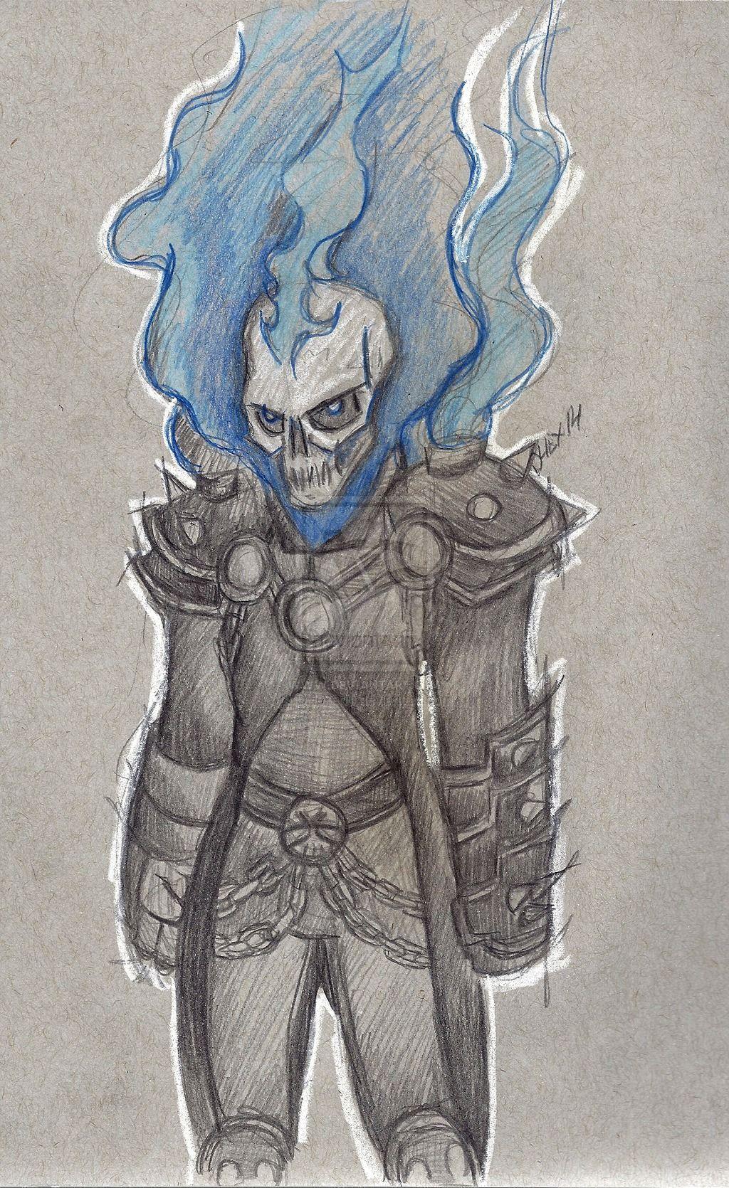Ghost Rider by DHexedviantart on deviantART Ghost