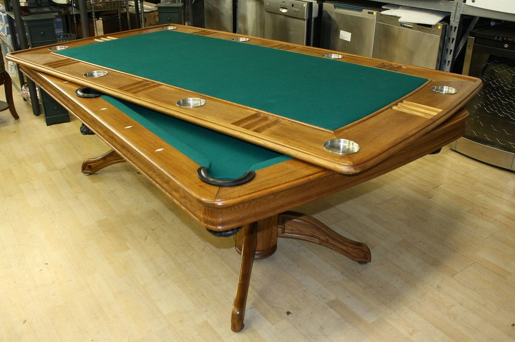 Pool table poker table convert online poker after black friday