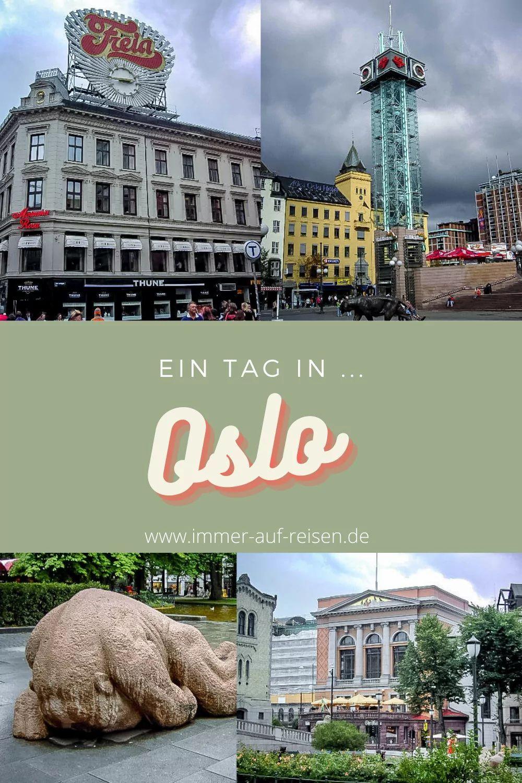 Oslo - 10 Reisetipps für Euch