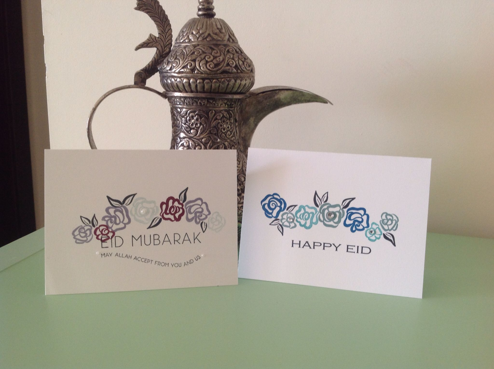 Altenew Eid greeting set