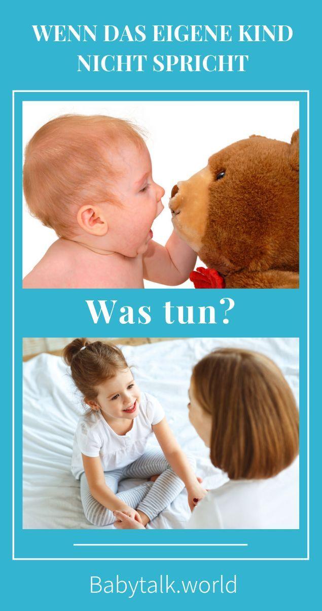 Kind 14 Monate Spricht Nicht