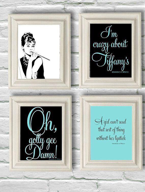 Quotes Breakfast At Tiffany S 1961 Tiffany Blue Rooms