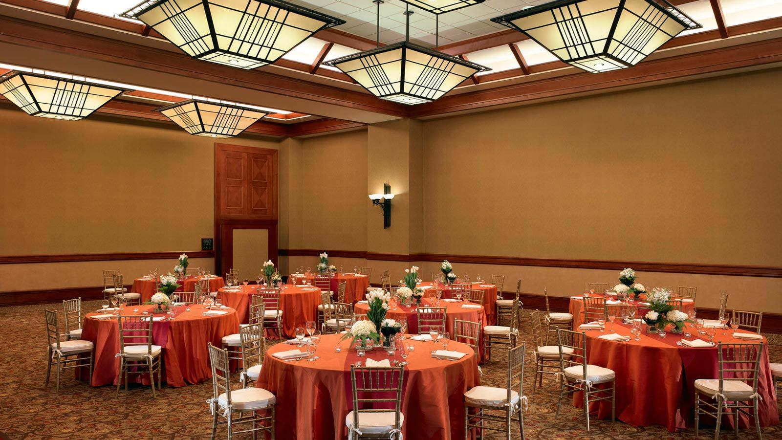 Sheraton Grand Sacramento Hotel Ballroom