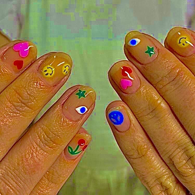Pin By On Na Ls In 2020 Nails For Kids Nail Inspo Nails
