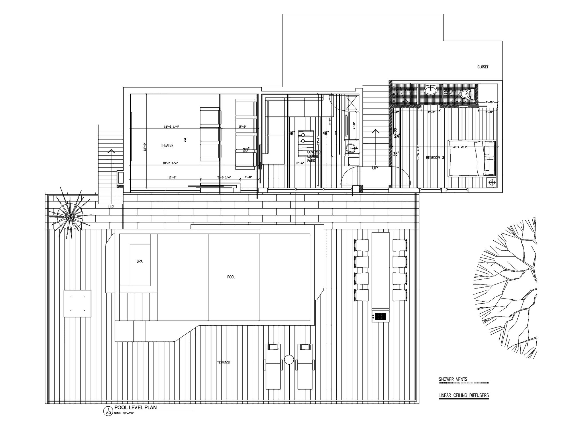 Gallery Of Sunset Plaza Drive Gwdesign 25 Floor Plans House Plans How To Plan