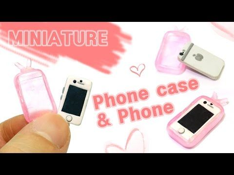 [DIY Miniature Hamster & Hamster case ] 미니어쳐 햄스터 & 햄스터 집 만들기 - YouTube