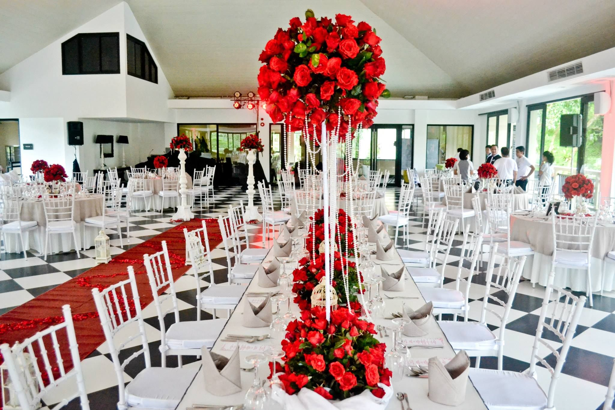 hillcreek gardens | wedding venues | pinterest | red wedding and