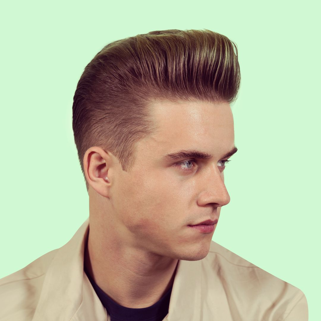 Modify Pomade Pompadour Hairstyle Mens Hairstyles Pompadour Mens Hairstyles