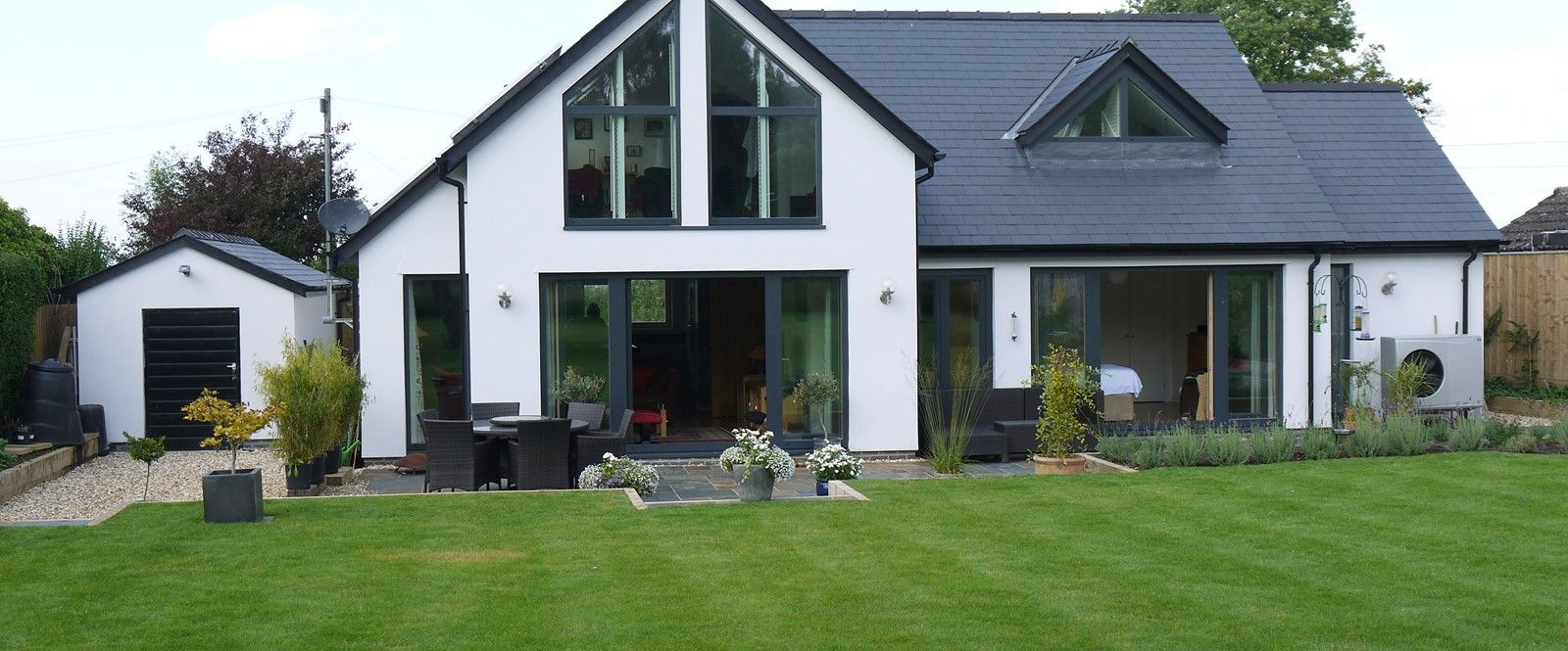 Potton self build homes beautifully tailored using for Home designs under 150k
