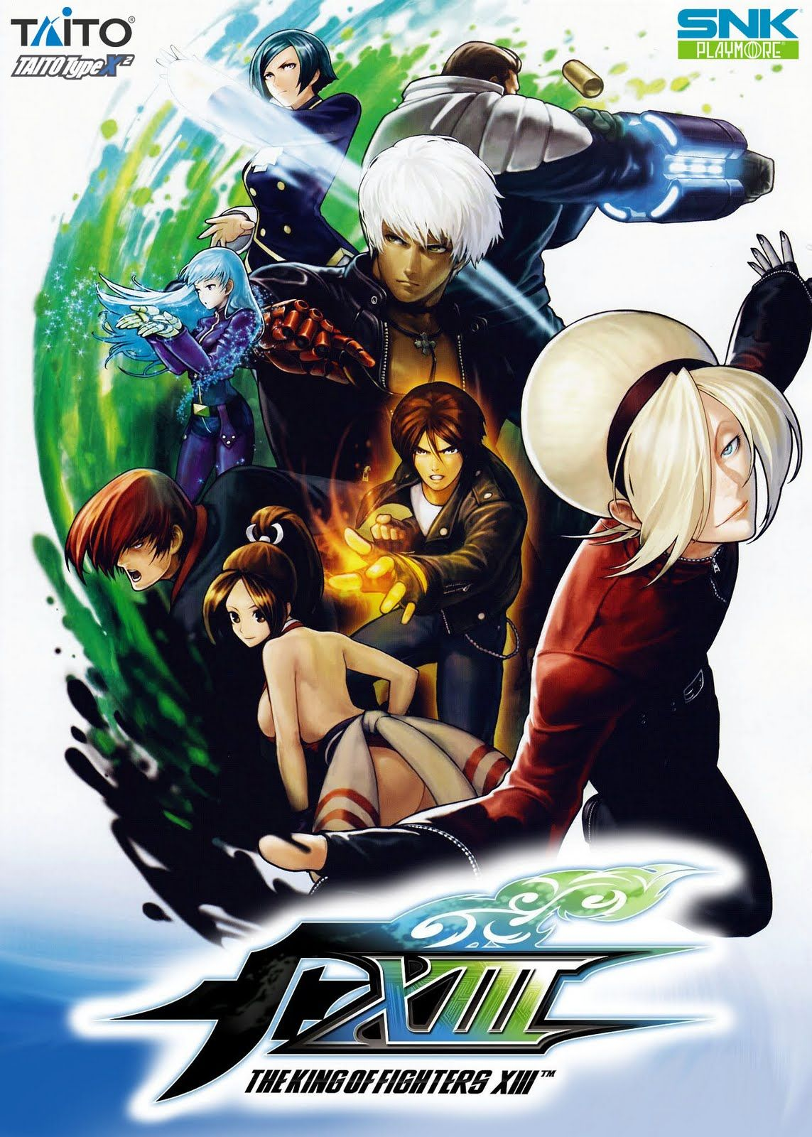 King of Fighters XIII - The King Of Fighters | Pinterest