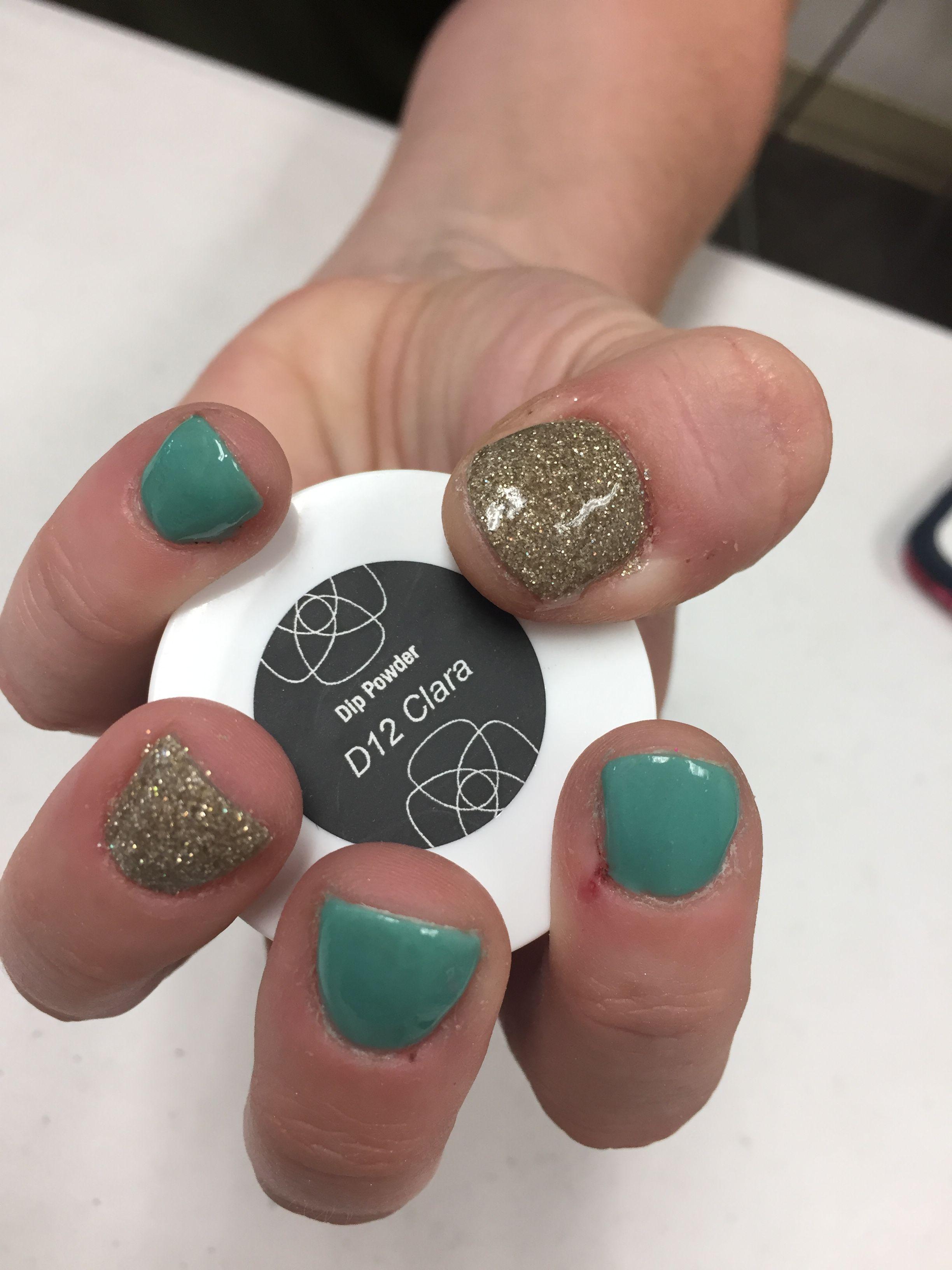 Revel nail dip powder: Clara and Theia | Revel nail dip powder ...