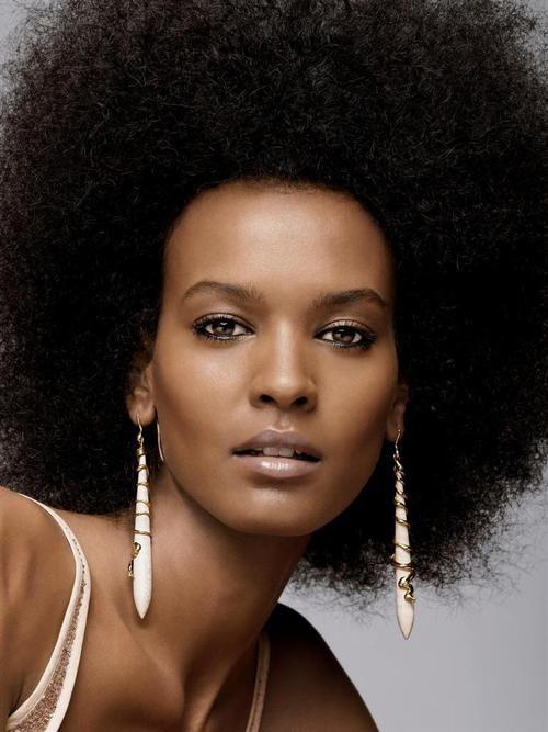 Epingle Sur African Models