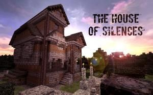 The House Of Silences Horror Maps Minecraft Maps Adventure Map Map Minecraft Map