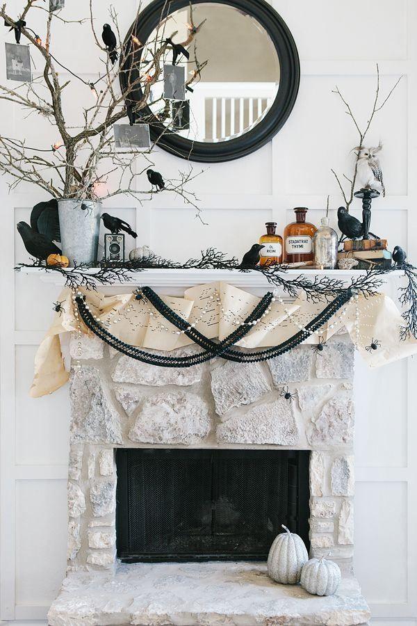 Halloween Decor Linzeelu Thank You sandandy Pinterest - pinterest halloween decor ideas