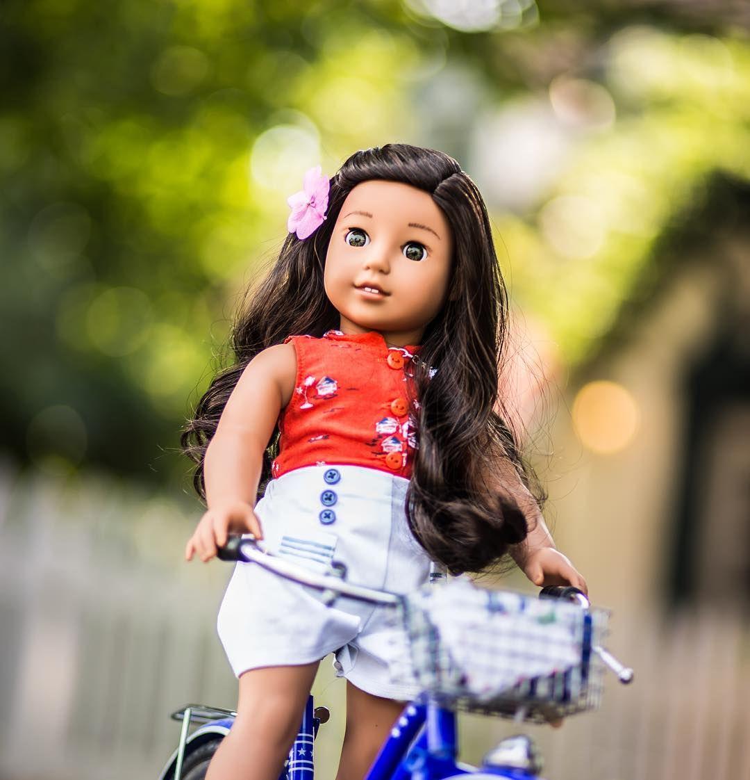 Instagram Photo Journey girls, Girl dolls, American girl