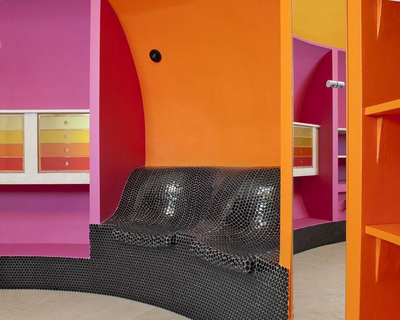 MAISON BERNARD Studio Odile Decq Architecture Pinterest