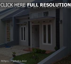 906 Desain Pagar Minimalis Tampilan Rumah Type 50 | Minimalis, Rumah, Desain