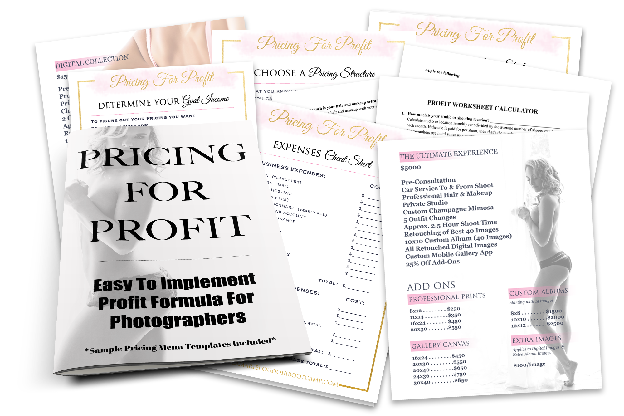 How To Price Your Photography For Profit Use The