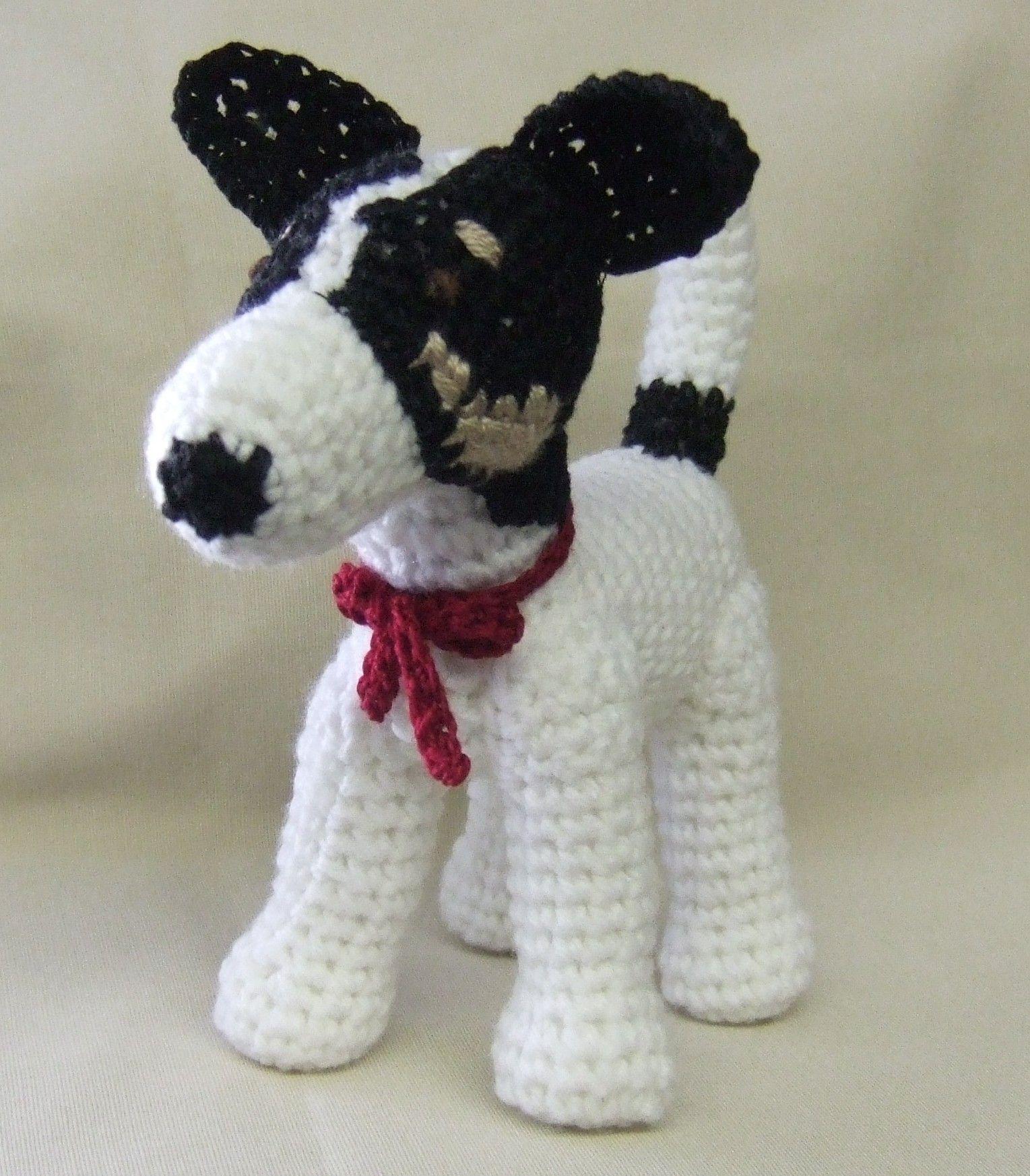 PROJECT #027: AMIGURUMI DOG WITH DIY FUR | 1746x1529