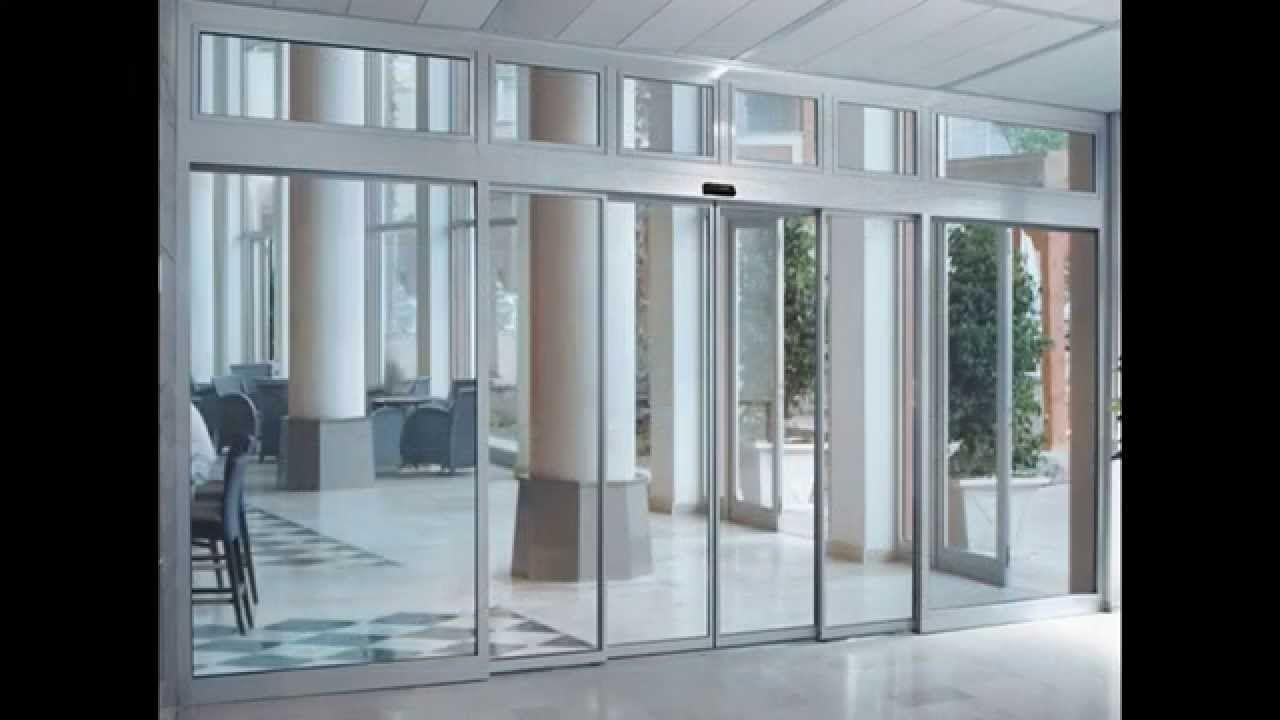 Electric sliding glass door opener togethersandia