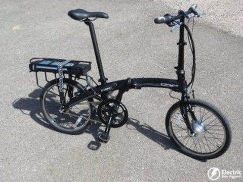 IZIP E3 Compact Folding Electric Bike in for Review
