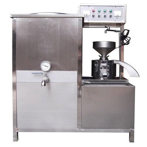 Soya Milk/Tofu & Soya Curd making Machine, Capacity upto 200