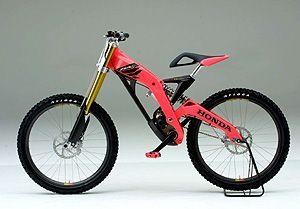 Bike Honda Vintage Mountain Bike Ebike Electric Bicycle Bicycle