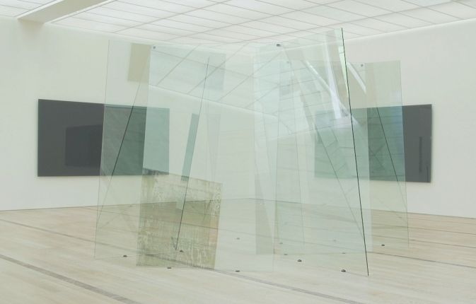 Throughout his career, Gerhard Richter created numerous glass works.  Described as 'objects' rather than sculptures, they further the… |  Inspiration
