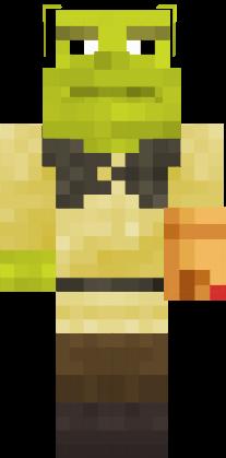 Pin By Jerrik Li On Minecraft Skin Shrek Minecraft Skin Horse Armor