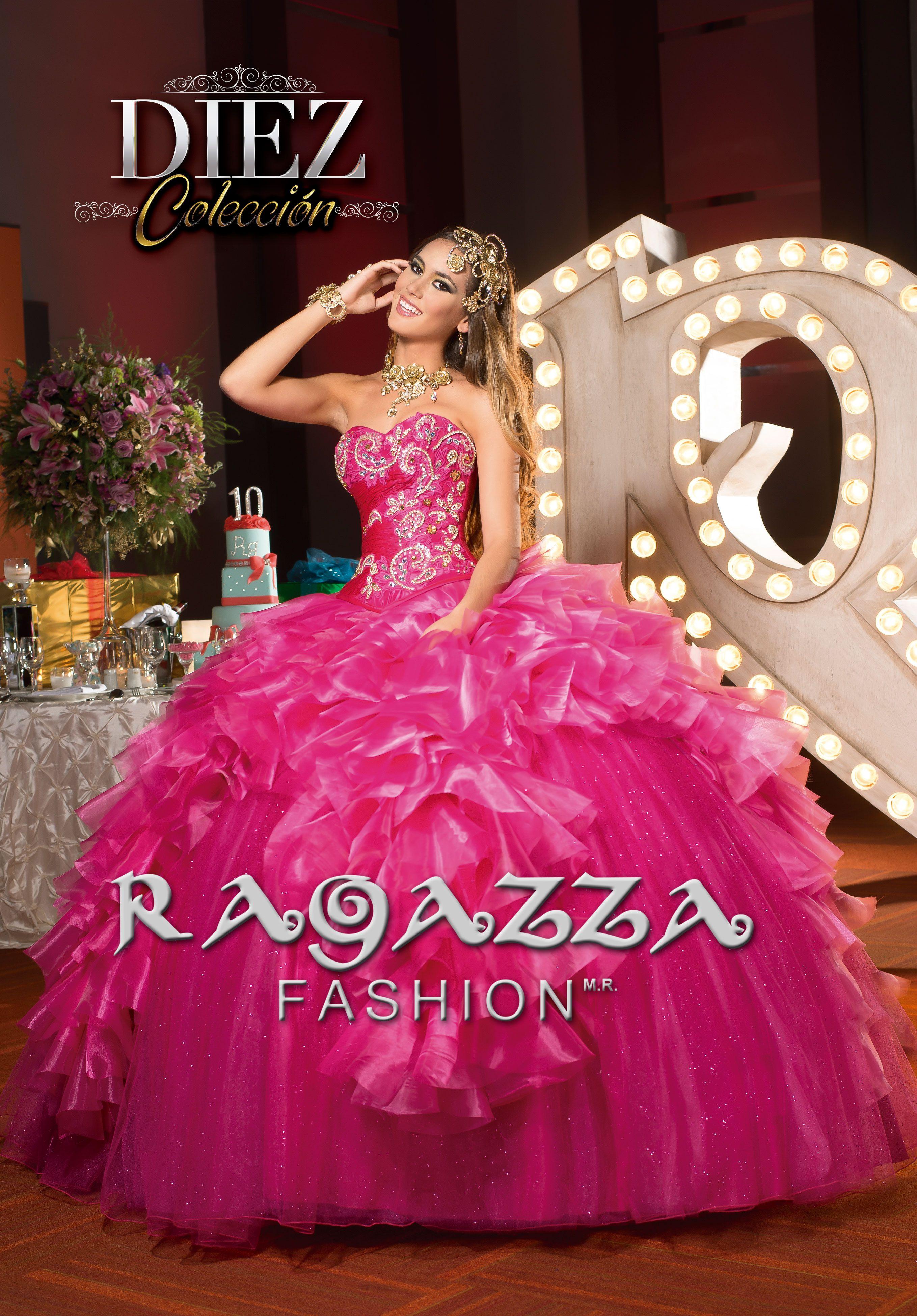 Modelo B37-338 | Quinceanera dresses | Pinterest | Modelo