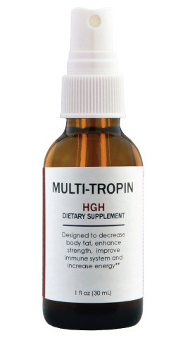 Multitropin 240 Sprays – 1 fl oz  $119 00 Multitropin is a