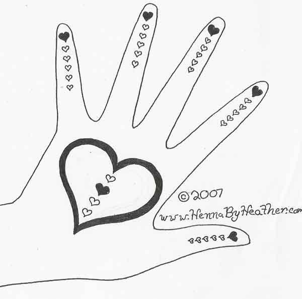 simple henna designs - Google Search | Henna | Pinterest | Hennas ...