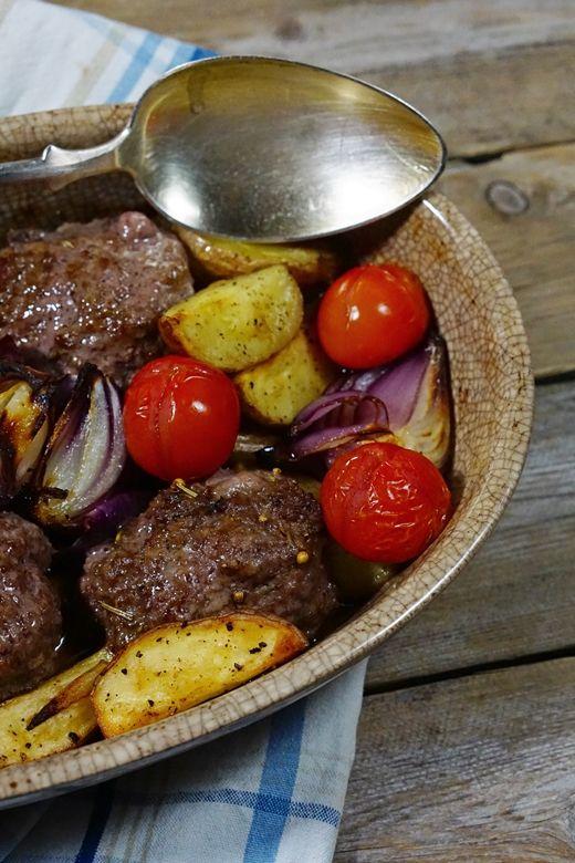 lumo lifestyle: Yhden astian ihme / One dish wonder